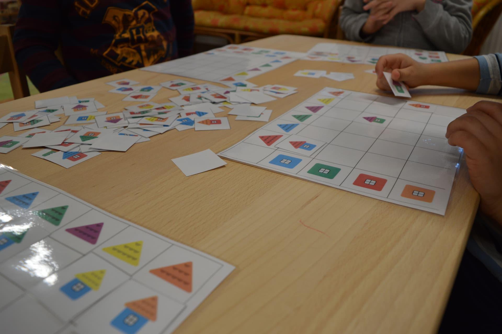 Iskolai fejlesztő, felzárkóztató program